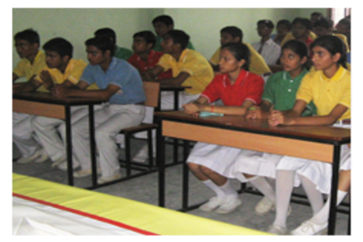 Rosy Public School-classroom