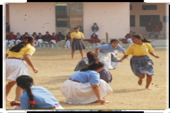 Rosy Public School-sports