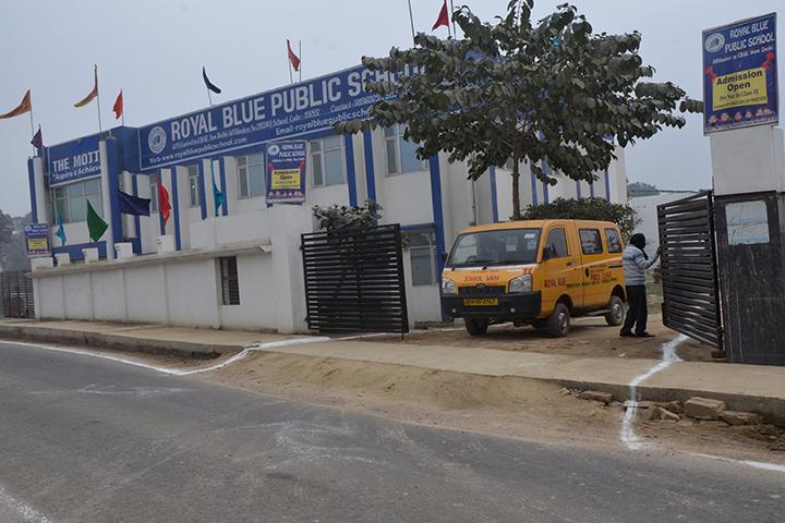 Royal Blue Public School- transport