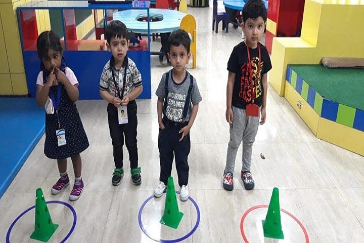 DC Montessori School-Activity