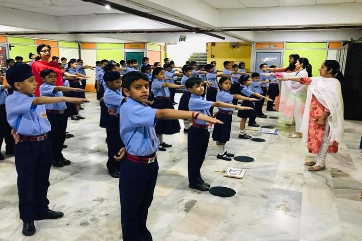 DC Montessori School-Assembly