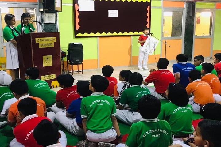 DC Montessori School-Debate