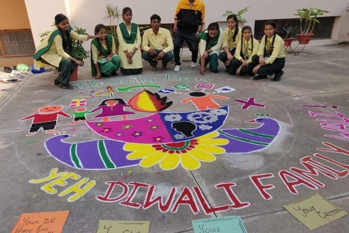 Royal Mount Academy-Diwali Celebrations