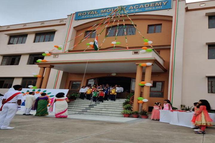 Royal Mount Academy-School Campus