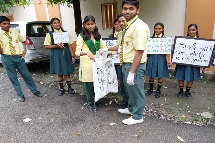 Royal Mount Academy-Swachh Bharat