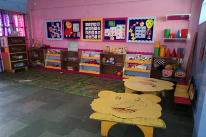 Royal Public School- Activity Room