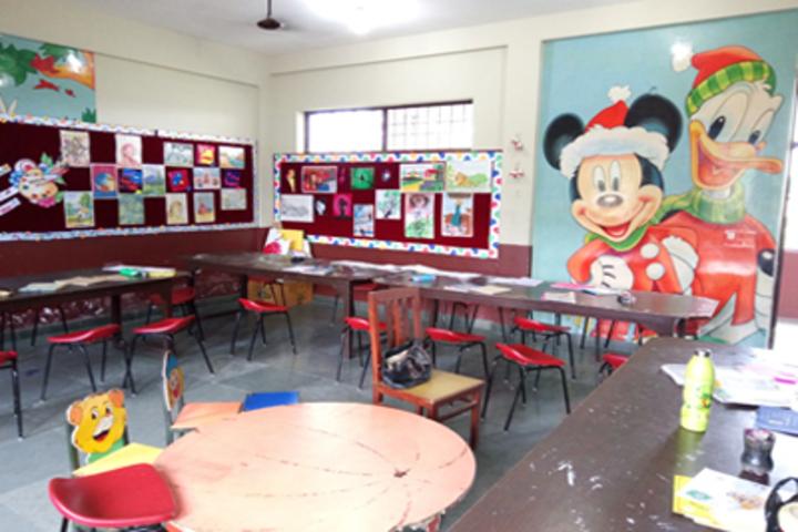 Royal Public School- Art Room