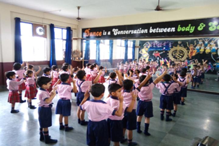 Royal Public School- Dance Room