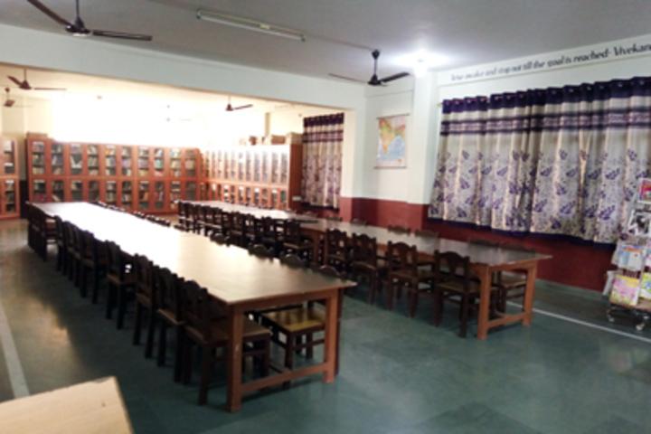 Royal Public School- Library