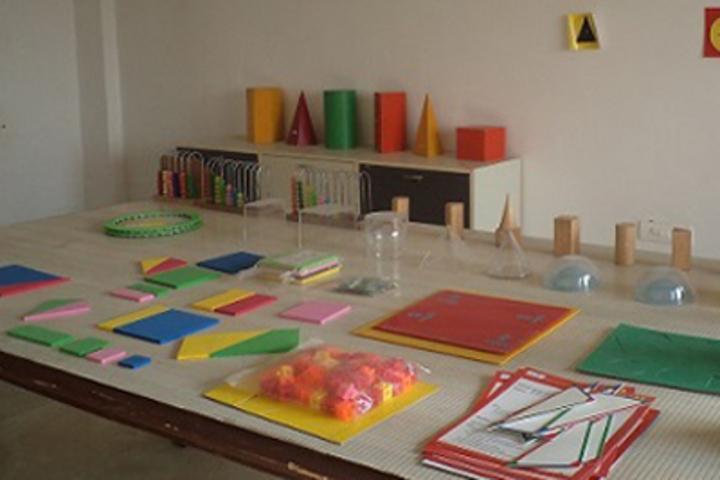 Royal Public School- Maths Lab