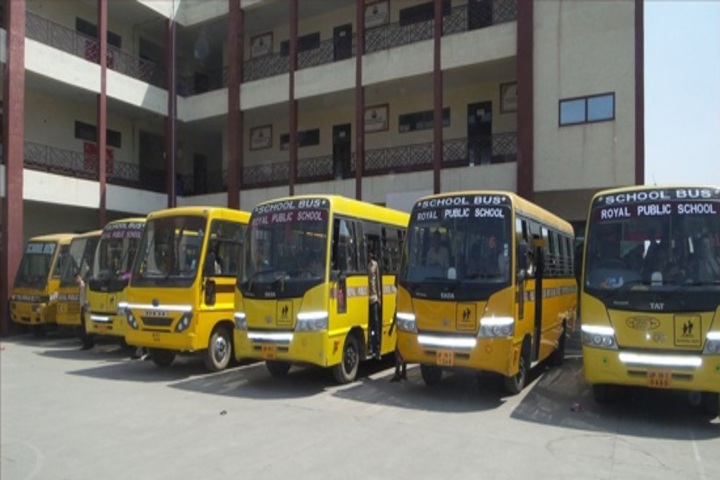 Royal Public School- Transport