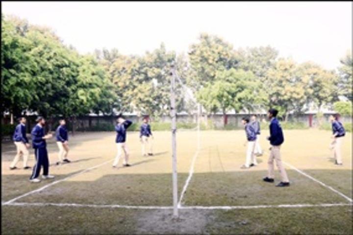 Rps Public School- games