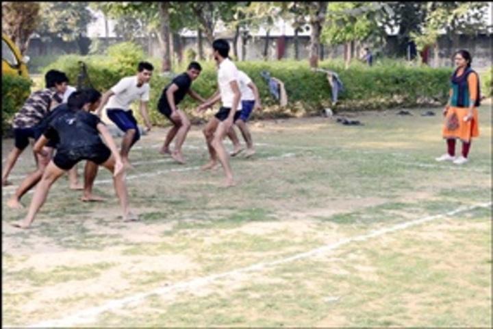 Rps Public School- play ground