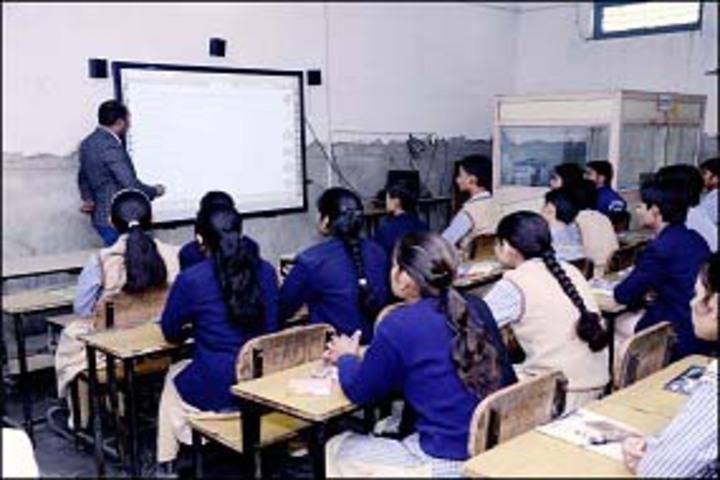 Rps Public School- smart classes