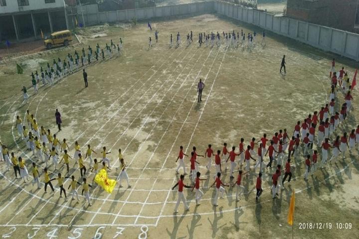 S A V Inter College-Sports Meet