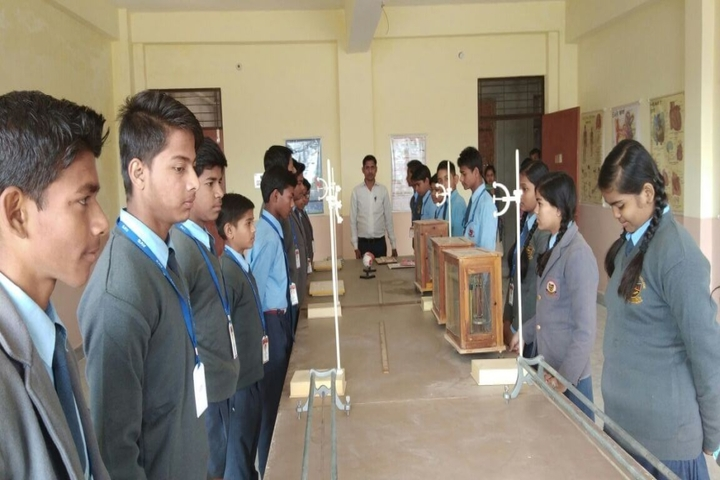 S A V Inter College-lab