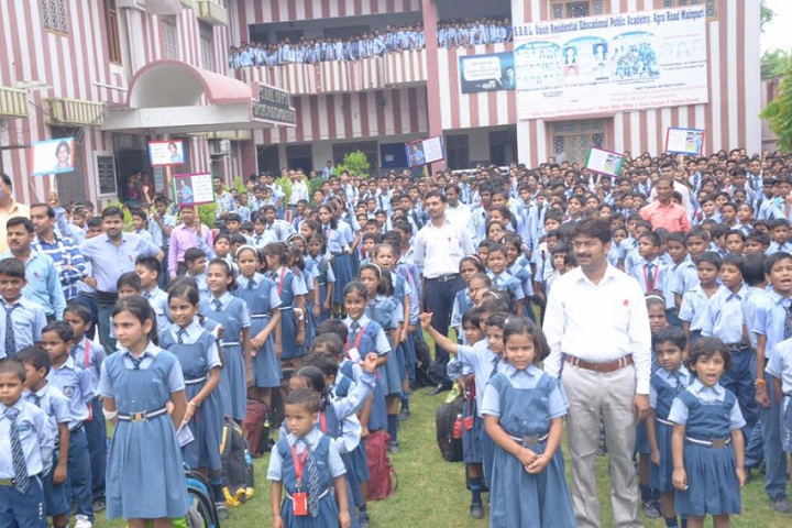 S B R L Vaish Residential Educational Public Academy-Assembly