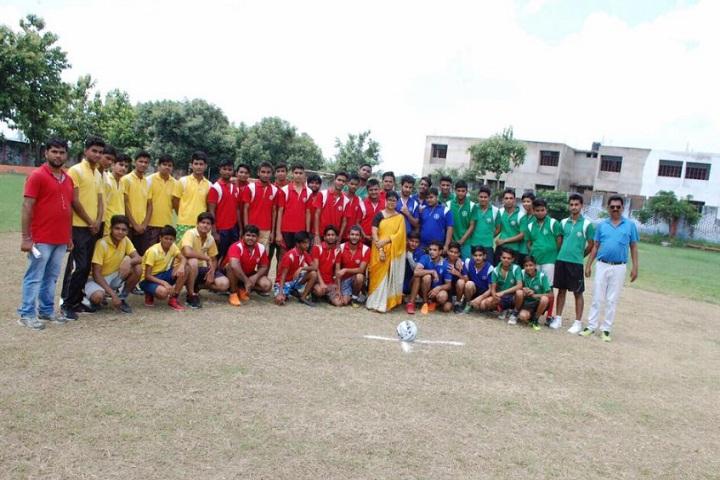 S B R L Vaish Residential Educational Public Academy-Football team