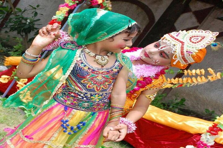 S B R L Vaish Residential Educational Public Academy-Krishnastami Celebrations