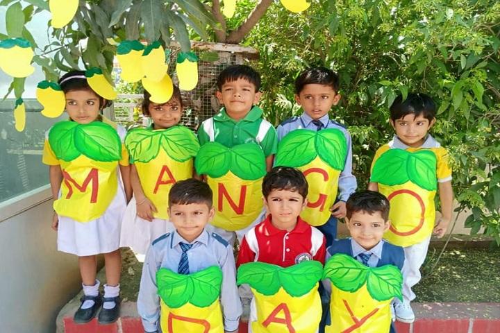 S B R L Vaish Residential Educational Public Academy-Mango Day