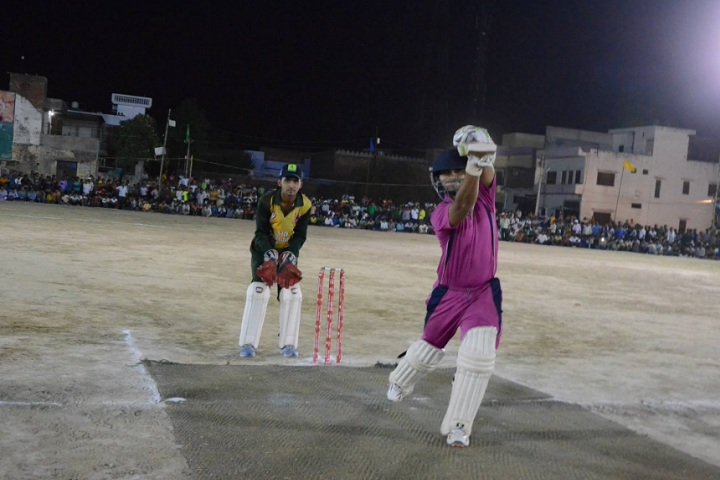 S B R L Vaish Residential Educational Public Academy-Sports Cricket