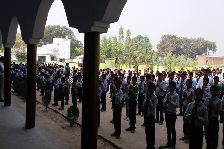 S B S College- Assembly