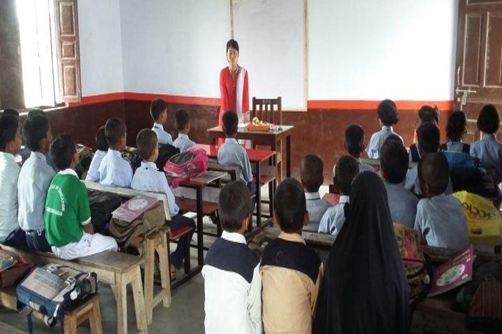 S B S College- Classroom