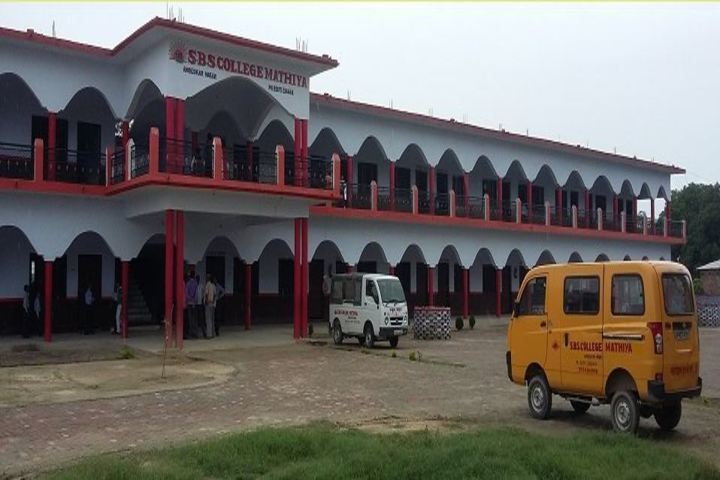 S B S College- Transport