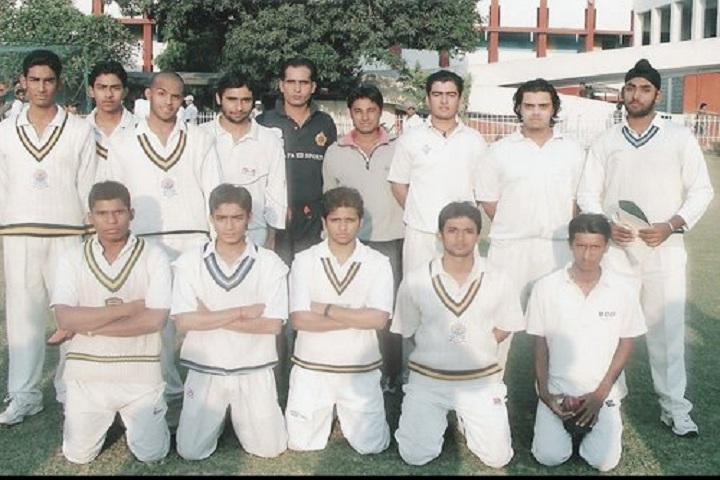 DAV Senior Secondary School-Sports Team