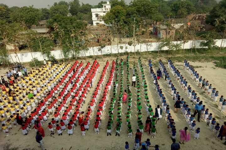 S D Mother International School- Assembly