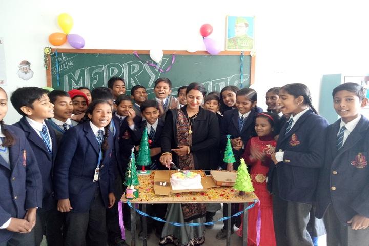 S D Mother International School- Christmas day celebration