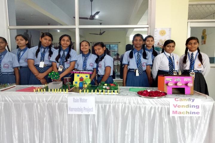 S D Mother International School- Exhibition