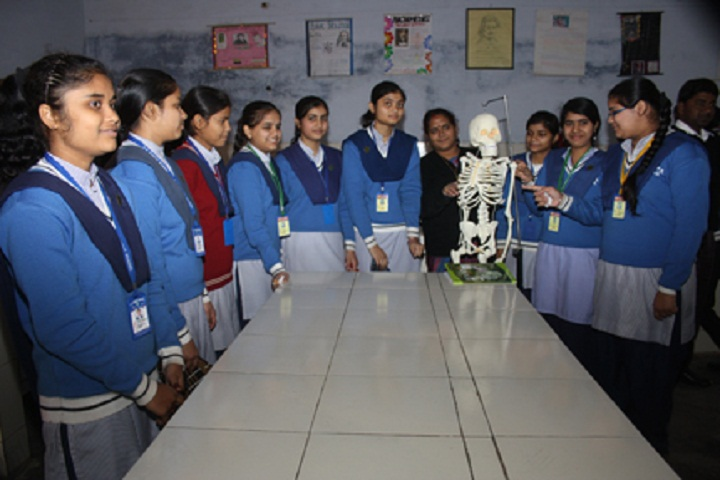 S G Public School-Biology Lab