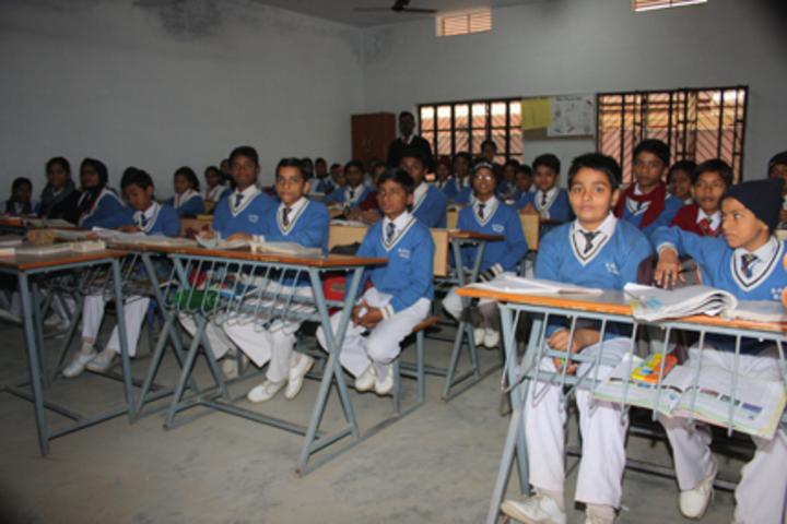 S G Public School-Classroom