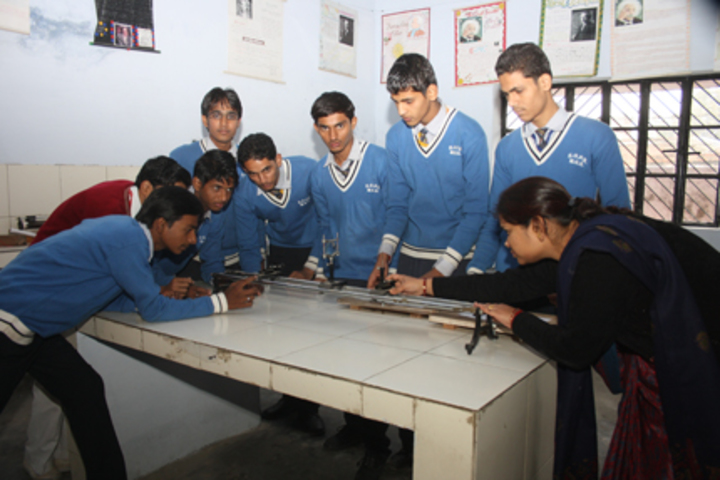 S G Public School-Physics lab