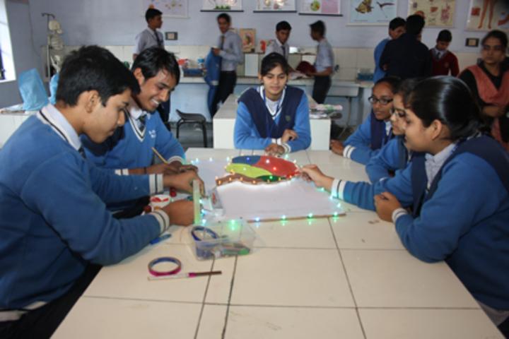 S G Public School-Project