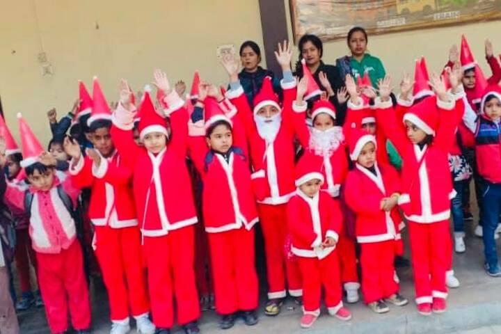 S K Acadamy-Christmas