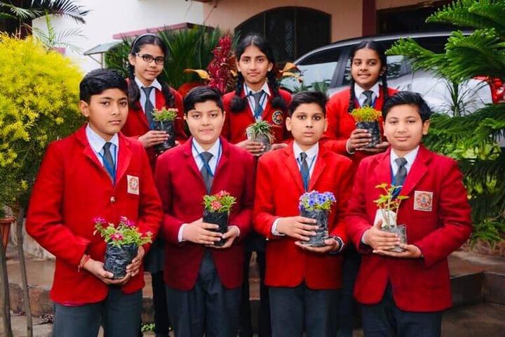 S K Acadamy-Environment Day
