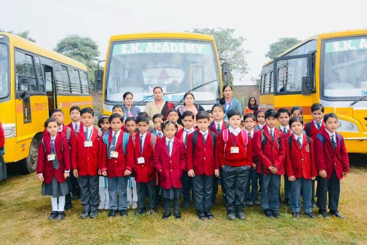 S K Acadamy-School Trip
