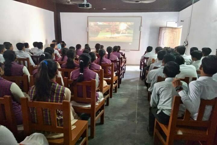 S K Acadamy-Seminar Hall