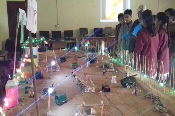 S P M Dav Public School- Exhibition1