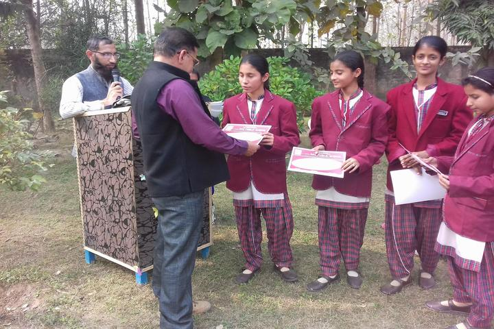S P M Dav Public School- Prize Distribution