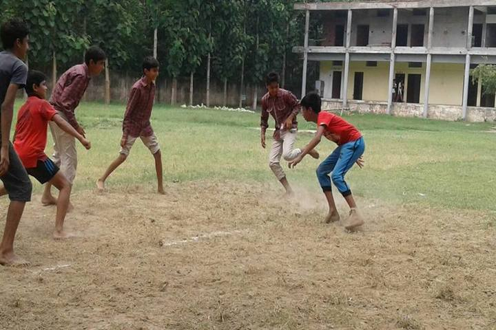 S P M Dav Public School- Sports