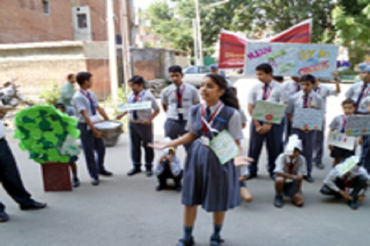 Divya Public School-Activity