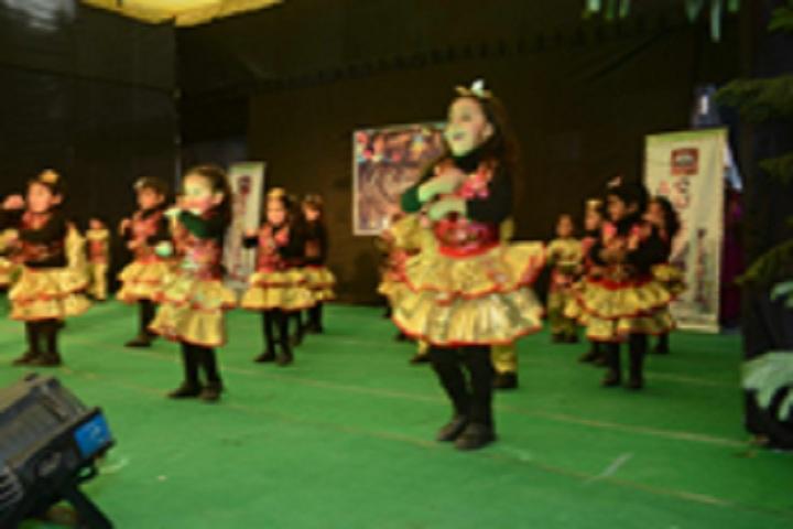 Divya Public School-Dance