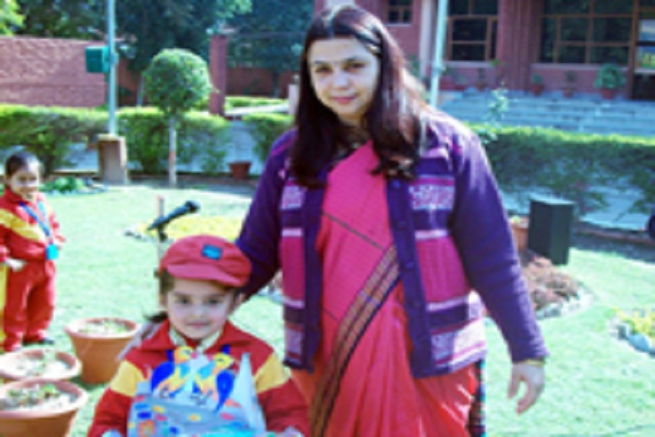 Divya Public School-Kids