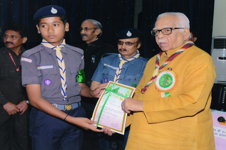 S S Kanhaiya Lal Aggarwal Memorial Bal Vidya Mandir-NCC