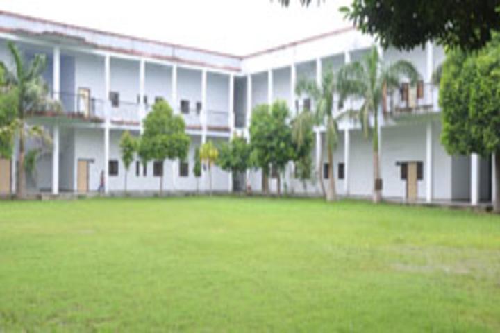 S S Memorial Senior Secondary Public School- Playground