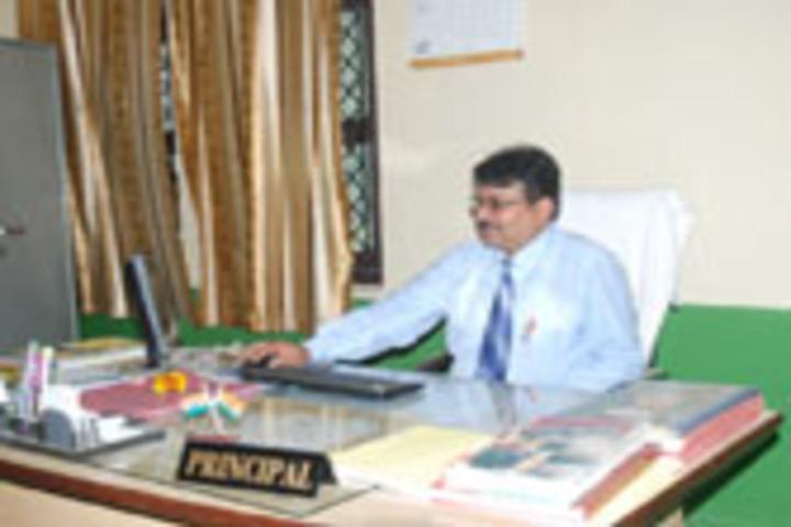 S S Memorial Senior Secondary Public School- Principal