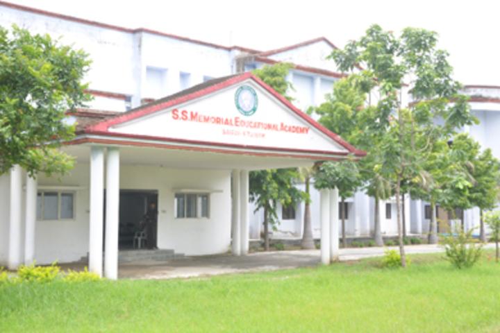 S S Memorial Senior Secondary Public School- School Building
